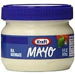 Kraft Mayo, 5 oz. jar (Pack of 12) -- $4.98 A/C -- Amazon ADD ON