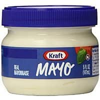 Amazon Deal: Kraft Mayo, 5 oz. jar (Pack of 12) -- $4.98 A/C -- Amazon ADD ON