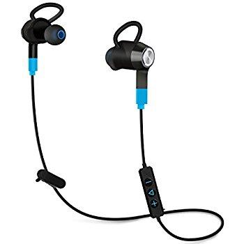 Mixcder ZeroSport Wireless Bluetooth Sweatproof Headphones w/ Mic @ Amazon $5 AC