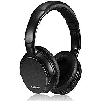 AUSDOM Wireless Bluetooth EDR Over Ear Headphones @ Amazon $30 AC
