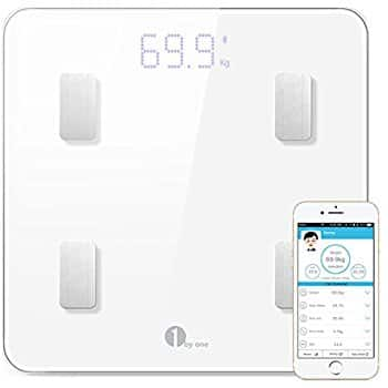 1byone Bluetooth Body Fat Scale @ Amazon $22.76 AC + FS