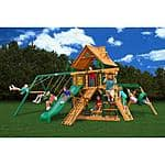 $1499 or less (roll back from $2199) - Gorilla Playsets Frontier Cedar Wooden Swing Set