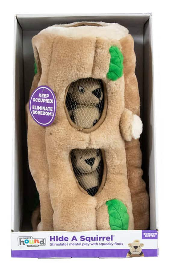 Outward Hound Hide A Squirrel XL with Bonus 3-pack Squirrels $14.97 Shipped Costco.com Clearance