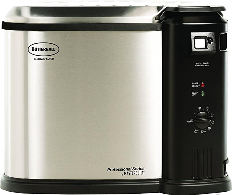 Butterball XL Electric Fryer by Masterbuilt $87.19 Amazon Prime