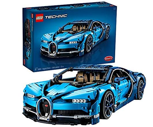 LEGO Technic Bugatti Chiron 42083 Race Car Building Kit and Engineering Toy $244.99 Shipped Woot