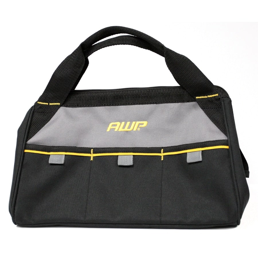 AWP 13-in Zippered Closed Tool Bag  $4.98 Lowes In Store Pickup 50% off
