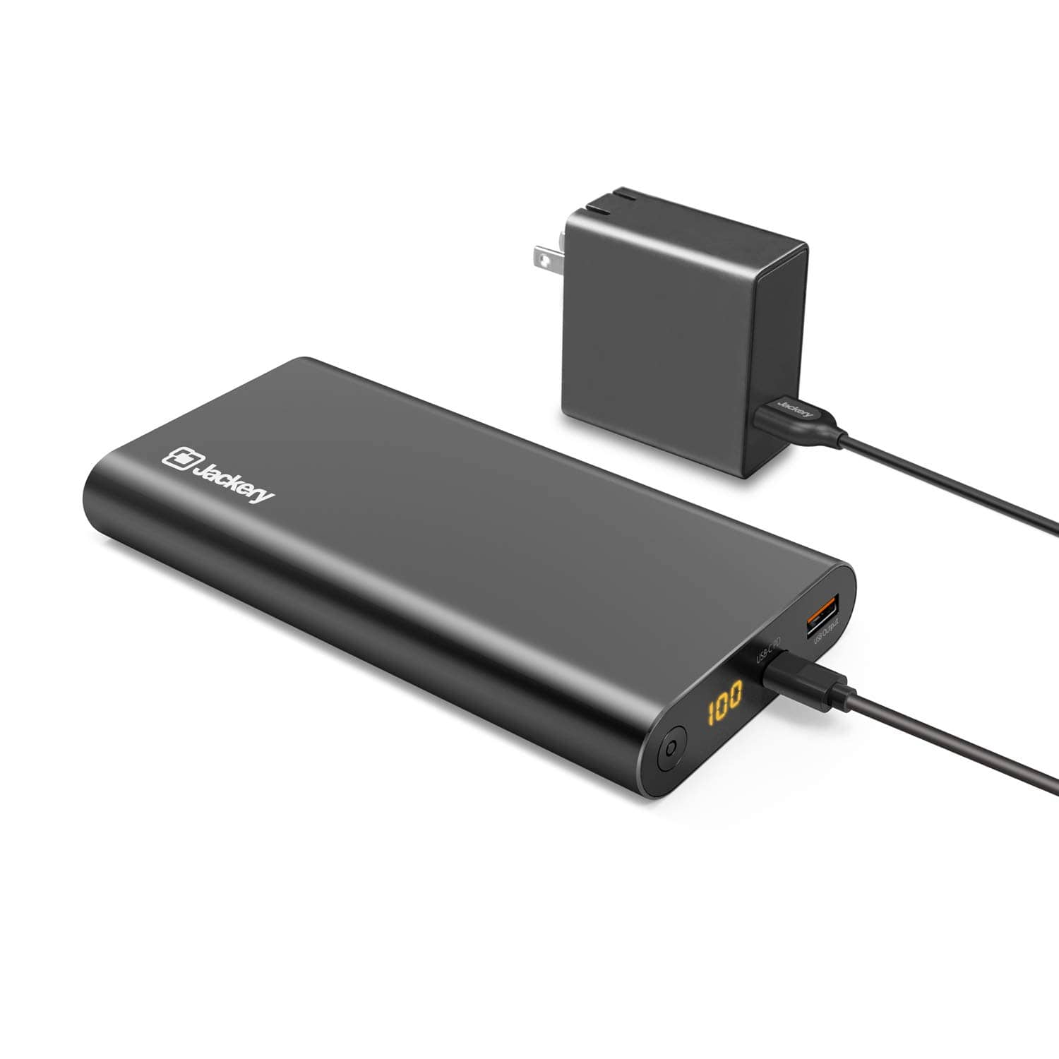 Jackery Supercharge 26800 PD, 26800mAh Portable Charger Power Outdoors USB C 45W Power Bank & 45W Wall Charger Normally $99.99 Now $69.99 Amazon Prime