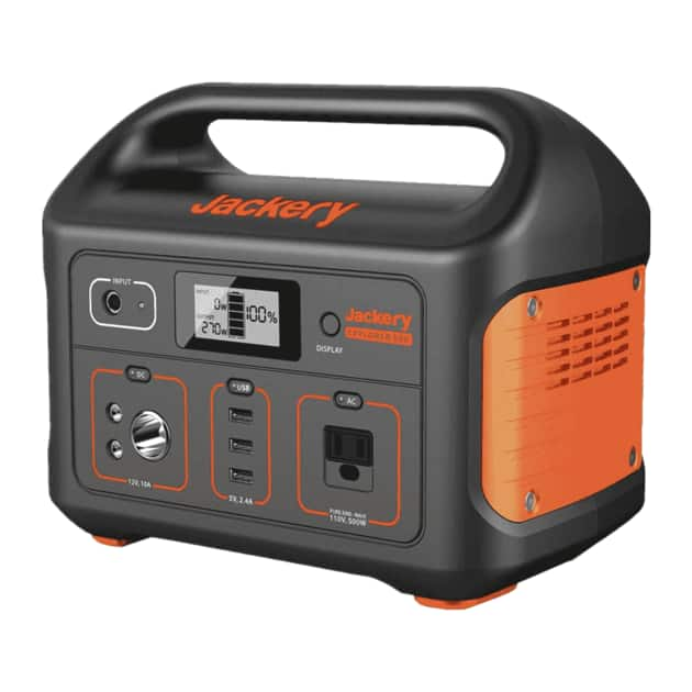 Jackery Explorer 500 Portable Power Station $50 Off Coupon and Free Shipping $449.00 Delivered