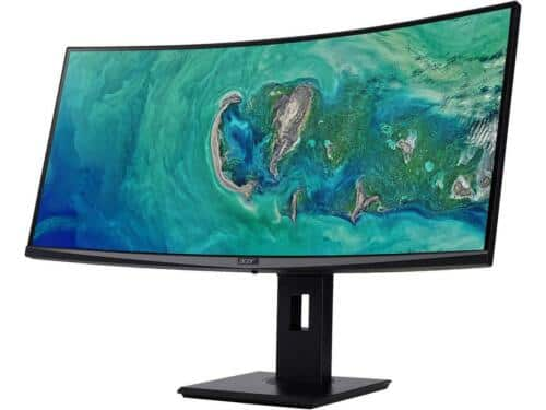 "34"" Acer ED347CKR 3440x1440 100Hz Curved Freesync VA Monitor $403.99 free s&h (newegg/ebay)"