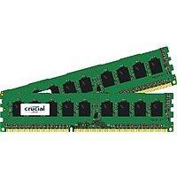 Amazon Deal: Crucial 8GB Kit DDR3/DDR3L 1600 MT/s (PC3-12800) SR x4 ECC RDIMM 240-Pin Server Memory $25 @ Amazon