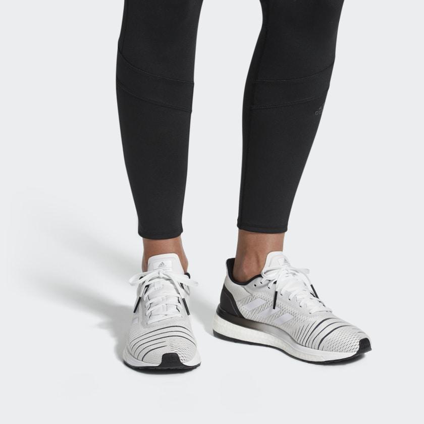 adidas Solar Drive Women's Shoes w/ Boost (Cloud White) $33.75 Free Shipping
