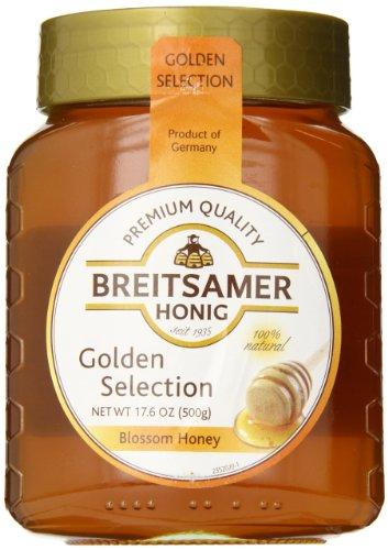 Breitsamer Golden Selection Honey Jar, 17.6 Ounce $4.96 or $4.44 w/ S&S