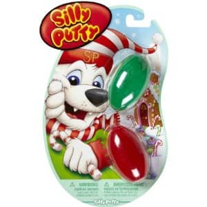 Crayola Silly Putty, Holiday Fun, 2-Pack $1.74 @ Amazon (Prime FREE No-Rush Shipping $1 credit eligible)