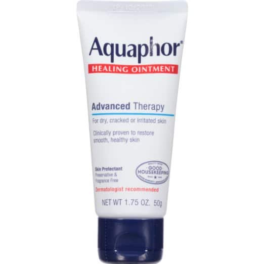 Aquaphor Advanced Therapy Healing Ointment Skin Protectant 1.75 Ounce Tube (Pack of 6) $3.55 or $3.18 w/ S&S @ Amazon