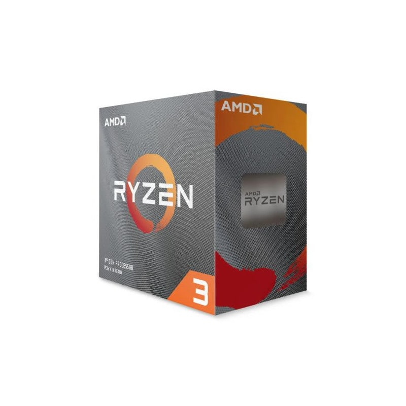 (Pre Order) AMD Ryzen 3 3300x 4-core, 8-thread Unlocked Desktop Processor with Wraith Stealth Cooler for $122.46