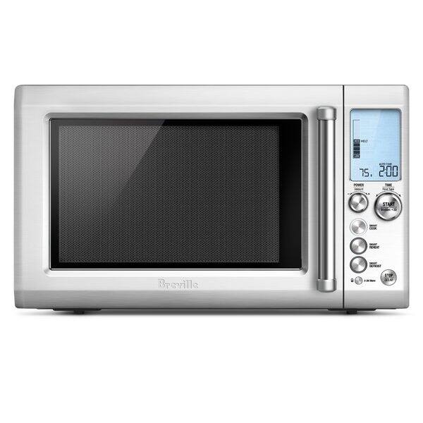 Breville Quick Touch Microwave $199 with Discover Promo Code