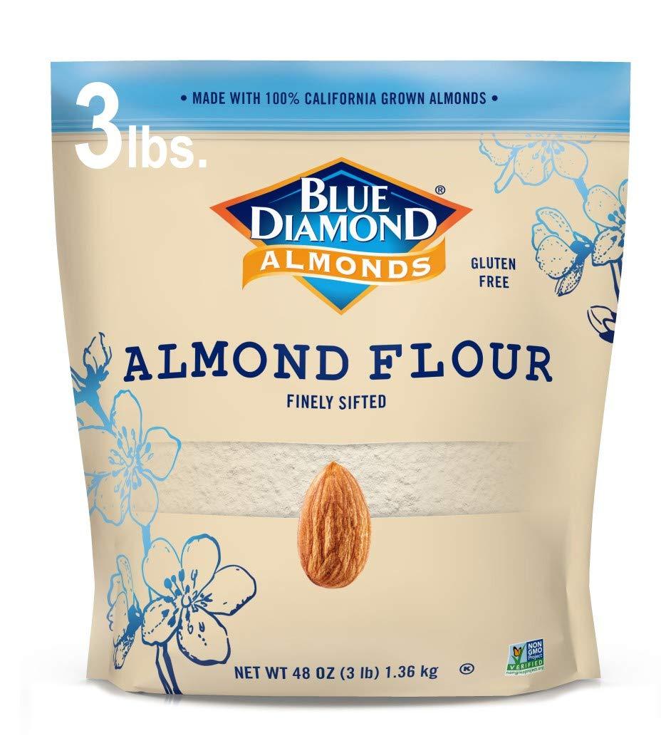 Blue Diamond Almond Flour 3 Pound amazon s&s $11