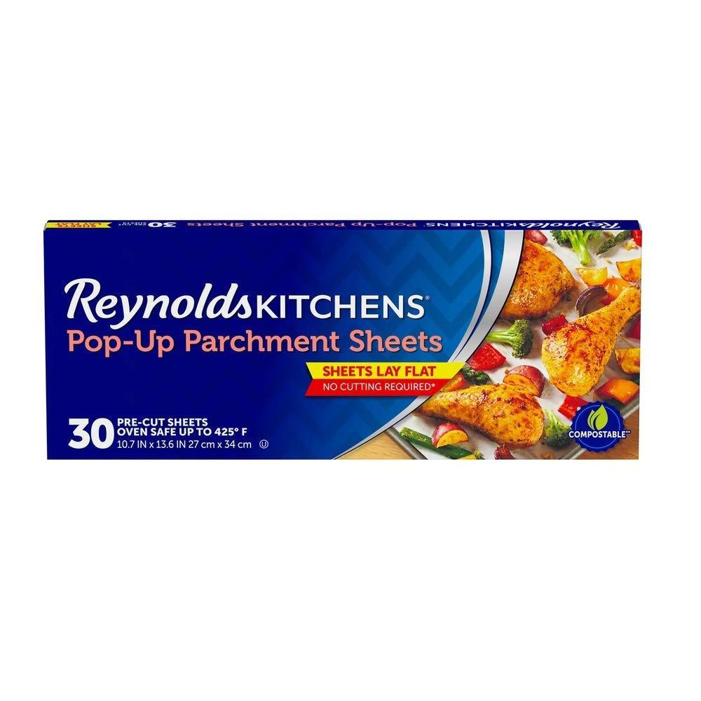Reynolds Kitchens Pop-Up Parchment Paper Sheets $2.83 Amazon s&s