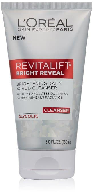 L'Oreal Paris Revitalift Bright Reveal Cleanser, 5 Ounce $3.17 or Less, Amazon S&S w/ Coupon