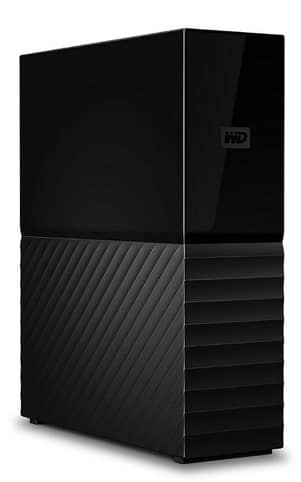 WD Black External Hard Drive 4TB My Book $59.99