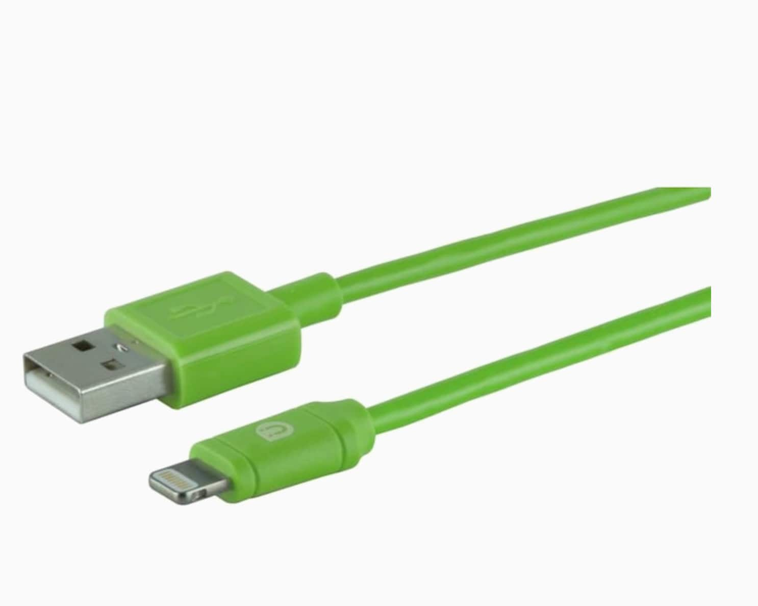 uber 4 ft lighting cable lowes YMMV $1.06