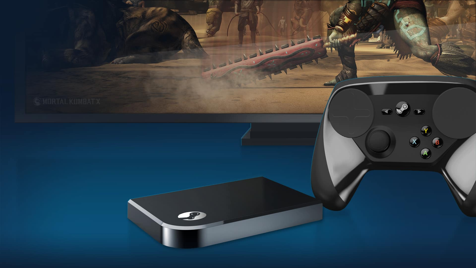Steam Link $2.50 and Steam Link W/ Controller $34.19 + Shipping