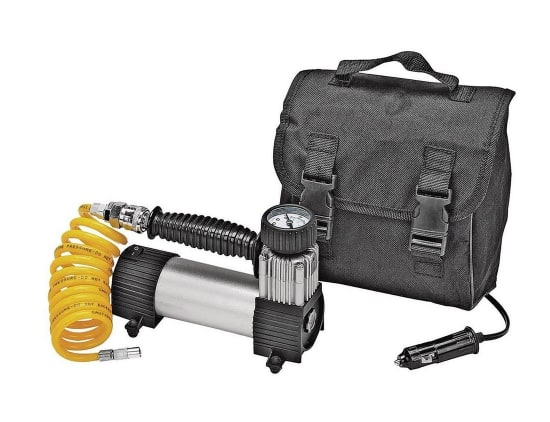 12v 100 PSI High Volume Air Inflator $19.99