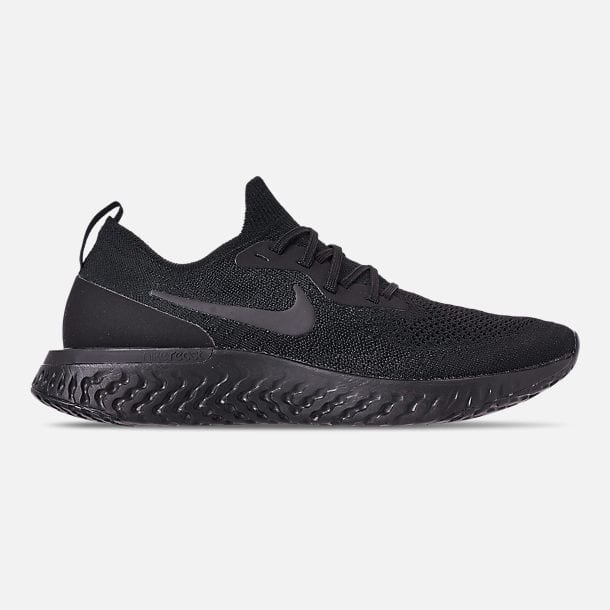 e083496f3669 NIKE EPIC REACT FLYKNIT SHOES + adidas Originals Trefoil Beanie Hat $90