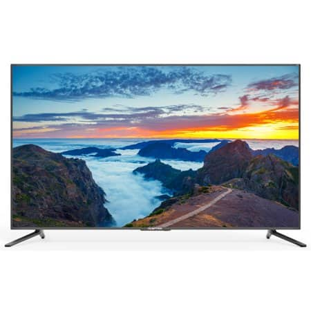 "Sceptre 65"" Class 4K Ultra HD (2160P) LED TV (U650CV-U) $389.99"