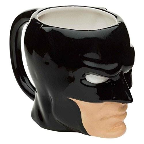 Batman Comics Ceramic sculpted Mug (Zak Designs) - Add on item $7.90