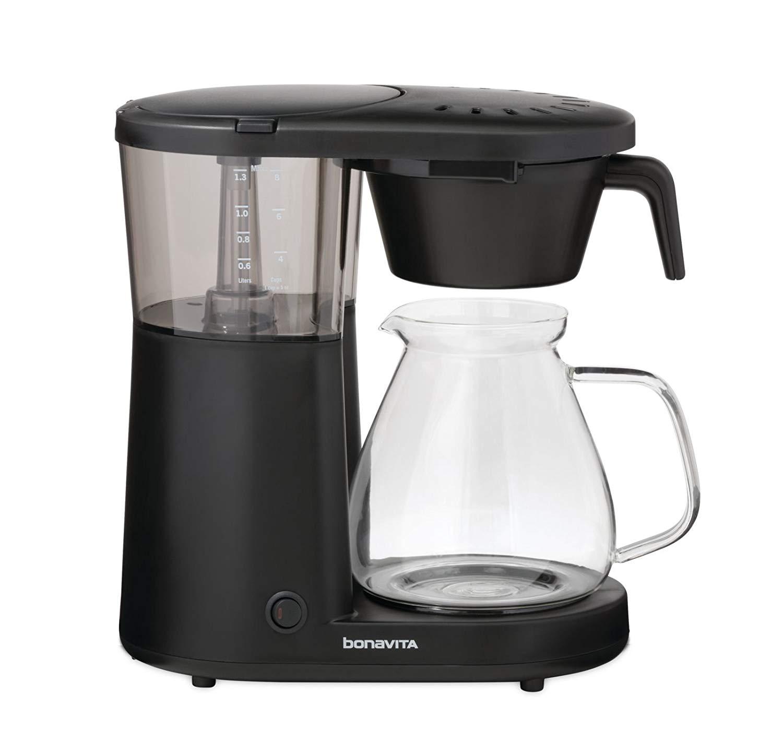 Bonavita BV1901PW Metropolitan One-Touch Coffee Brewer - $58.55 (Free Shipping)