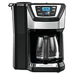 Black+Decker 12-Cup Mill & Brew Coffee Maker with Grinder $26.98 on Clearance at Target Stores