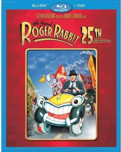 Who Framed Roger Rabbit Blu-ray $5.99