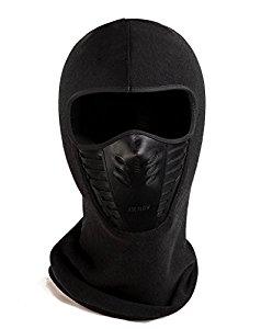 Winter Fleece Warm Full Face Cover Anti-dust Balaclava Windproof Ski Mask  35% OFF   6.49+FS  Amazon - Slickdeals.net ebf18e52ced3