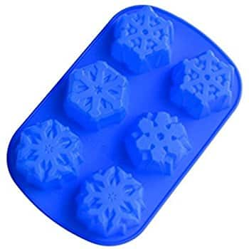 Pack of 4 Silicone Christmas Baking Mold Set Christmas Tree Cake Mold Set 40% OFF @10.19+FS @Amazon $10.19