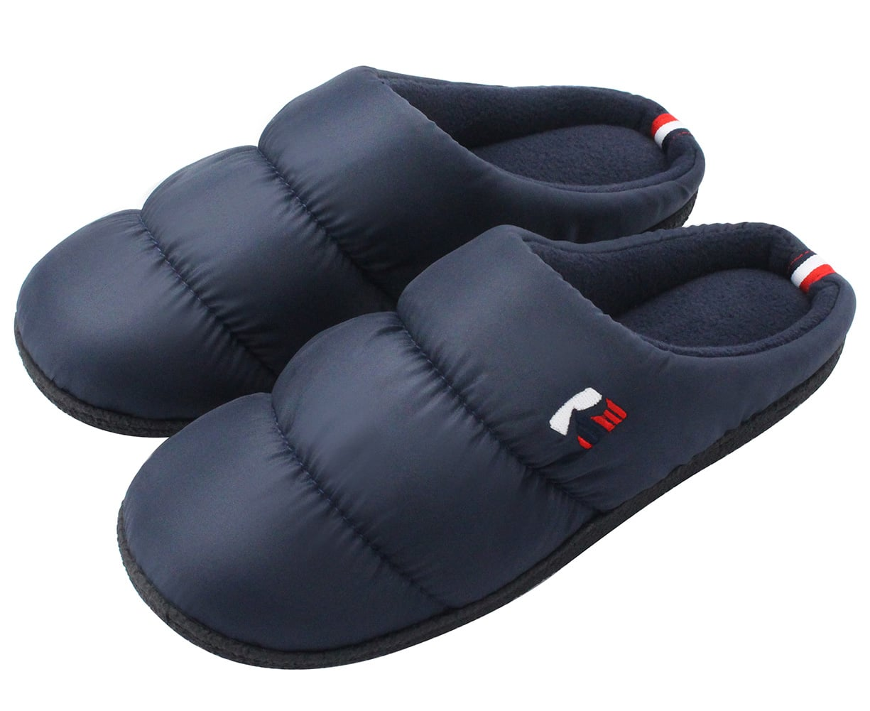 Women's Down Memory Foam Clog Slippers Warm Washable House Shoes 30% OFF @$10.9+FS