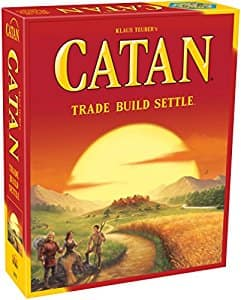 The Settlers of Catan (5th edition) for 29.75$
