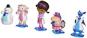Just Play Doc McStuffins Doc & Friends Collectible Figures - $5 at Amazon.com