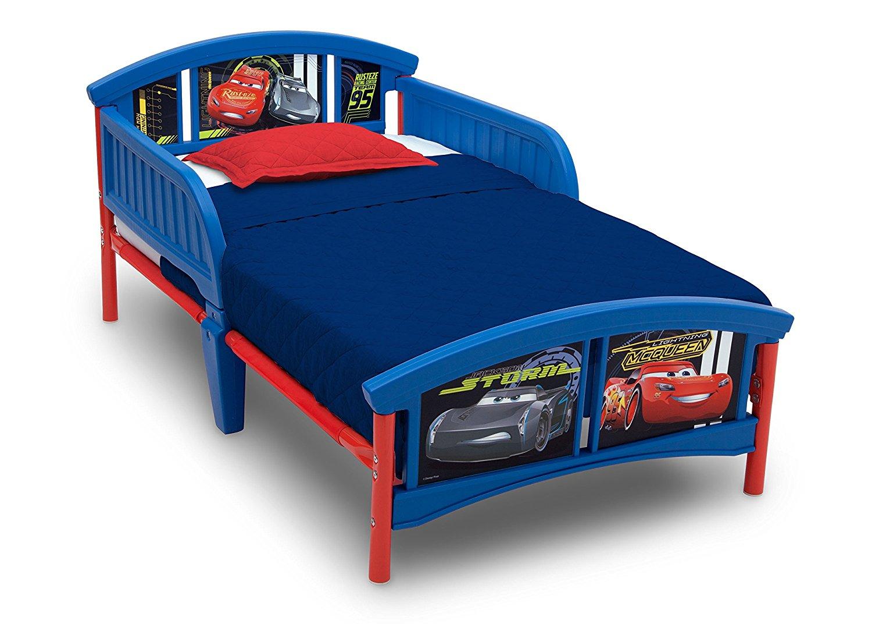 Delta Disney/Pixar Cars Children Plastic Toddler Bed - $30 at Amazon.com
