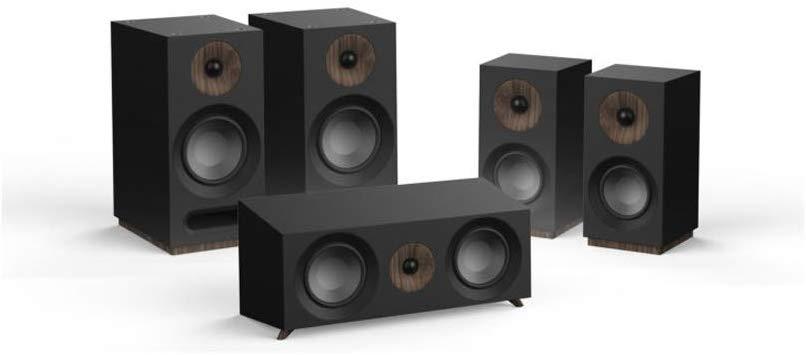 Jamo Studio Series S 803 HCS Home Cinema System Black or Walnut $200