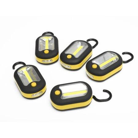 Hyper Tough 5PK 2-IN-1 WORK LIGHT for $2.50 at Walmart