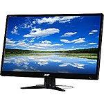 "Acer G6 Series G246HYL bmjj Black 23.8"" IPS 2xHDMI Widescreen LED Backlight LCD Monitor 250 cd/m2 ACM 100,000,000:1 (1000:1) Built-in Speakers              119.99 FS"