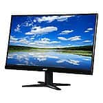 "Acer G257HL BMIDX Black 25"" 4ms HDMI Widescreen LED Backlight LCD Monitor IPS 250 cd/m2 ACM 100,000,000:1 (1000:1) Built-in Speakers      149   fs"
