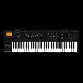 Behringer MOTÖR 61 USB MIDI Controller-Channel DAW Controller $108 shipped