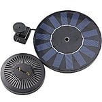 Magicfly 7V 1.4W Solar Power Water Pump, $19.99 AC + FS w/ Prime @ Amazon