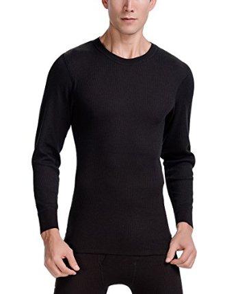 CYZ Men's Thermal Long Sleeve Crew Top, B2G1 Free AC + FS w/ Prime @ Amazon ($5.32 each)