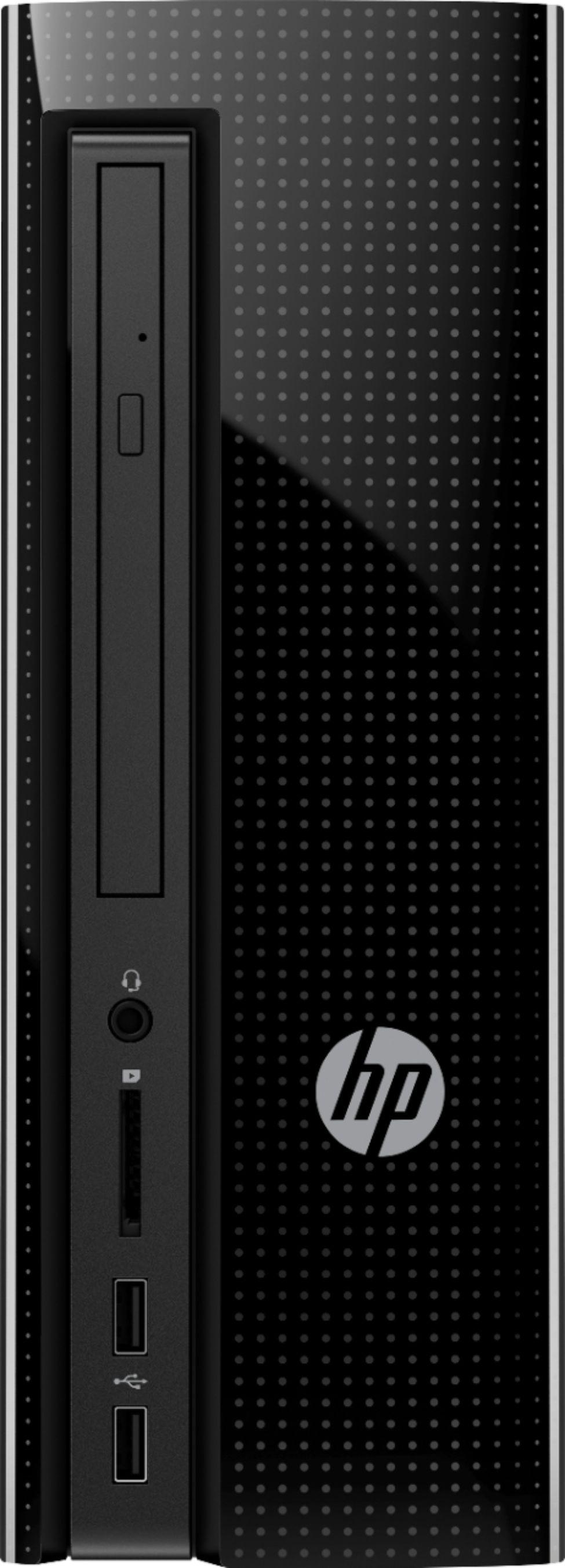 HP i7-8700 desktop $499 at at Best Buy