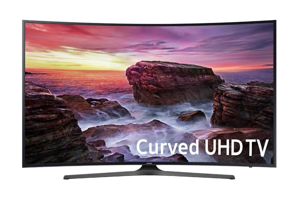 "STILL ALIVE! Attention Meijer Shoppers: Samsung 55"" Curved 4K UHD Smart TV UN55MU6500 $525 plus $150 coupon for future purchase 12/23-12/24 only"