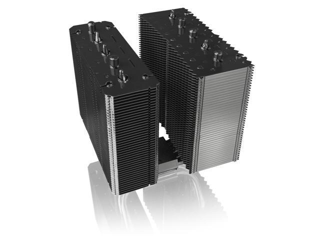 RAIJINTEK TISIS Dual-Tower High Performance CPU Cooler $45