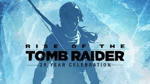 Rise of the Tomb Raider: 20 Year Celebration PS4 (Used) $20 + shipping